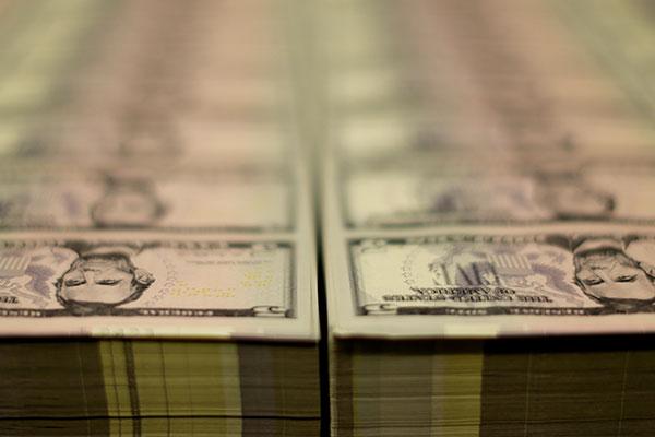 Dự trữ ngoại hối của Hàn Quốc thăng hạng lên thứ 8 thế giới