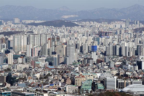 Chỉ số giá nhà thực tế của Hàn Quốc tăng 4,3% trong vòng một năm