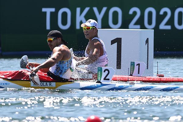 Olympia in Tokio: Cho Gwang-hee belegt Platz 13 im Kajak-Einer über 200 Meter