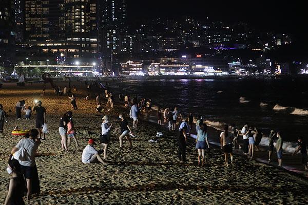 Bisher 20 tropische Nächte in Seoul in diesem Sommer