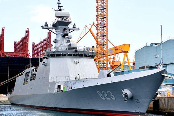 Seoul đầu tư hơn 3,5 tỷ USD để phát triển tàu hộ vệ kiểu mới