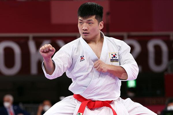 Каратист Пак Хи Чжун не смог завоевать бронзовую медаль Олимпиады
