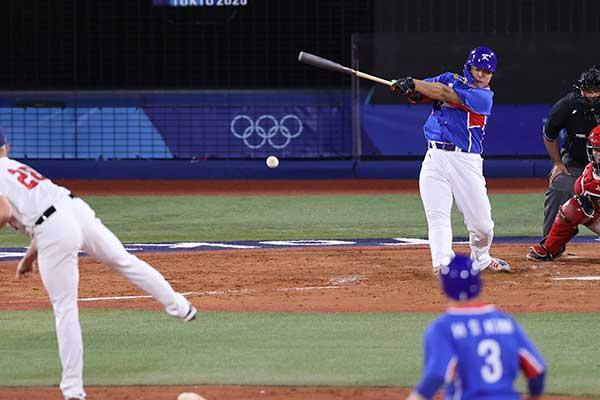 Бейсболисты РК и Доминиканской Республики будут бороться за бронзу