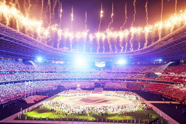 Летние Олимпийские игры 2020 в Токио завершились