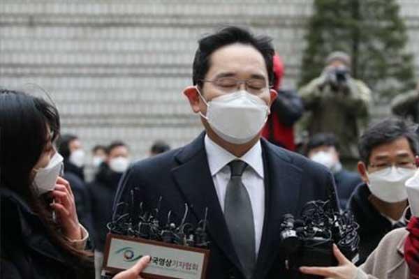 N2全球资讯-三星电子副会长李在镕获假释 13日出狱