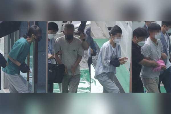 Các nhà hoạt động phản đối nhập máy bay chiến đấu Mỹ đã 84 lần liên lạc nhận chỉ thị từ Bắc Triều Tiên