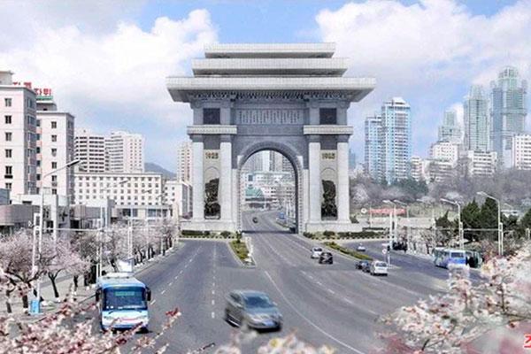 北韓、新型コロナで制限していた平壌の22施設 外国人の訪問可能に