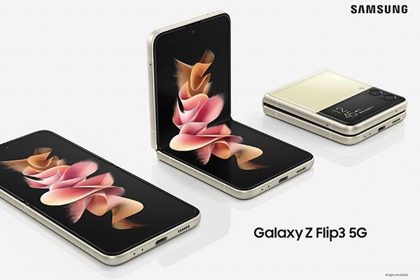Samsung busca liderar el mercado con su nuevo teléfono plegable