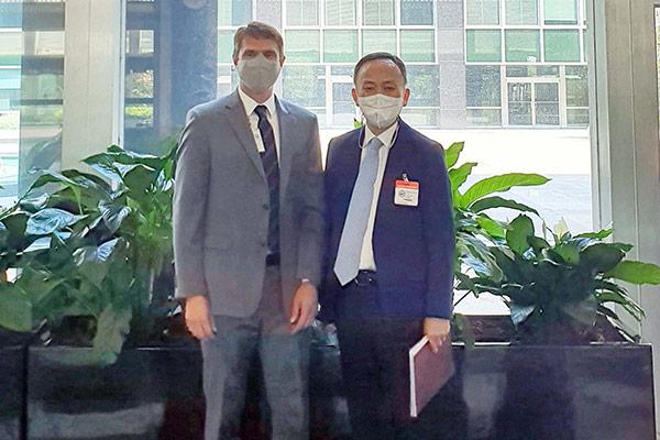 韓米外交当局 宇宙分野における協力について議論
