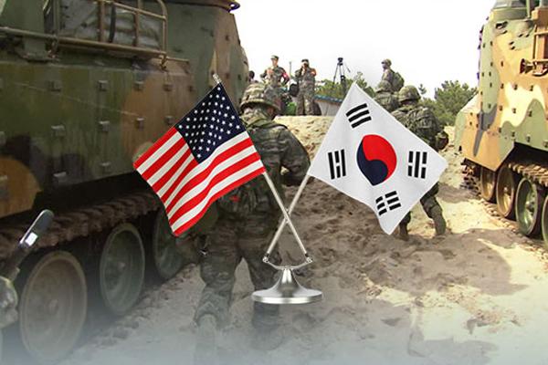 Liên quân Hàn-Mỹ tập trận chung nửa cuối năm 2021 từ 16/8