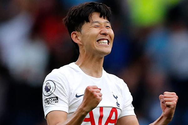 Premier League : Son Heung-min offre le but de la victoire à Tottenham pour la reprise du championnat