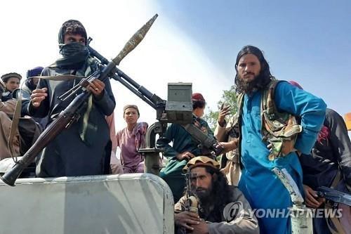 アフガニスタンの韓国人 全員退避完了