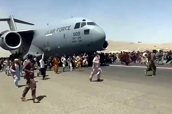 Letzter südkoreanischer Staatsbürger aus Afghanistan evakuiert