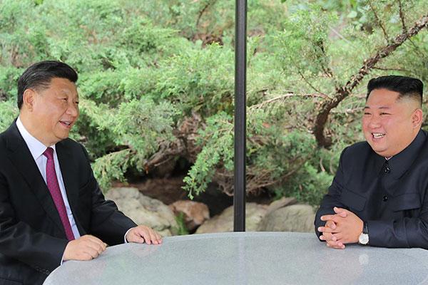 """Cơ quan nghiên cứu chính sách Mỹ: """"Bắc Triều Tiên mất lòng tin trong quan hệ với Trung Quốc"""""""