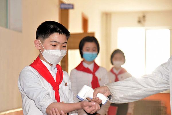 Corea del Norte desarrolla equipo para PCR en tiempo real
