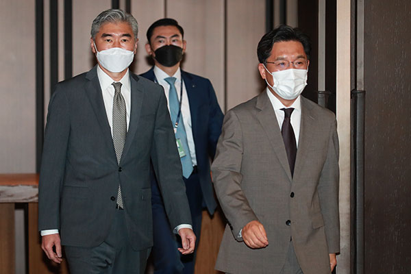 韩美商讨向北韩提供人道支援 正等候北韩答复