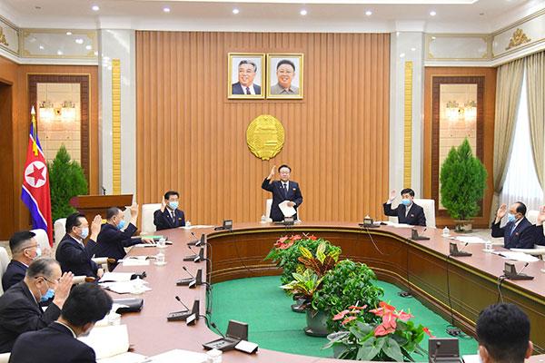 28 сентября в Пхеньяне откроется сессия ВНС КНДР