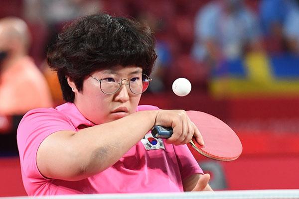 كوريا تحصل على 3 ميداليات برونزية إضافية في دورة طوكيو البارالمبية