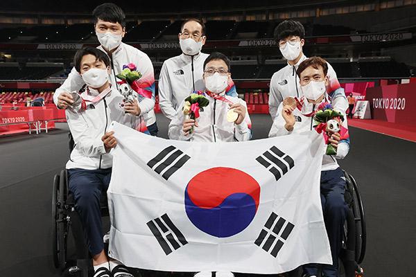 Paralympics: Tischtennisspieler Joo Young-dae holt erstes Gold für Südkorea