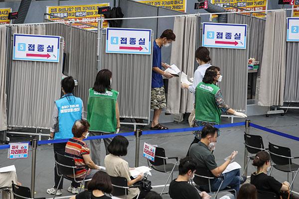 68,5% южнокорейцев 18–49 лет записались на вакцинацию от COVID-19