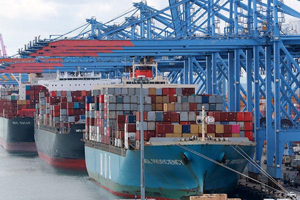 8月韩出口增34.9% 15大项目均呈两位数增长