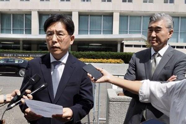 Но Гю Док: США по-прежнему привержены диалогу с Северной Кореей