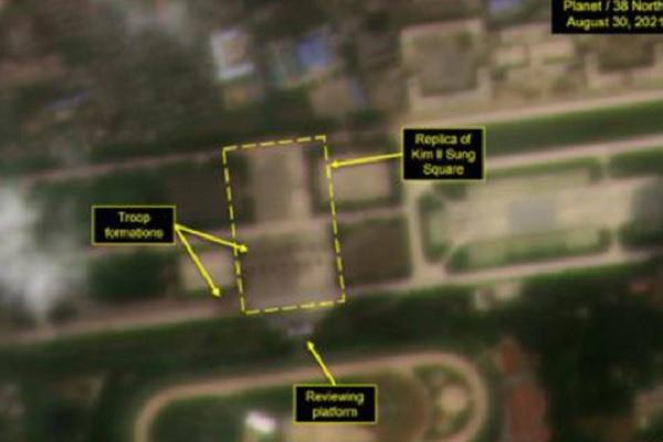 北韓で軍事パレード準備か 統一部「予断せず注視する」