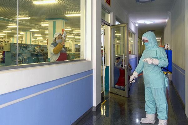 """Reuters: """"Corea del Norte cedió vacunas chinas a otro país"""""""