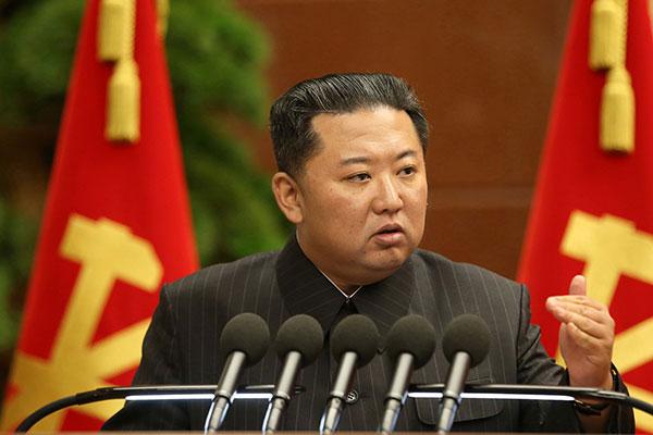 Bắc Triều Tiên thảo luận đối sách phòng dịch, lương thực tại Hội nghị mở rộng Bộ Chính trị