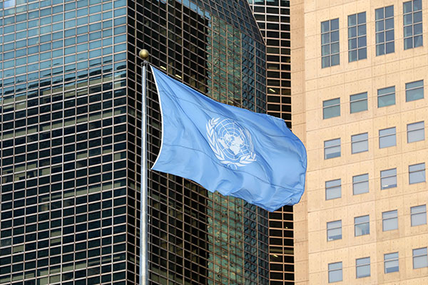 UN Expresses Concern over N. Korea's Latest Ballistic Missile Launch