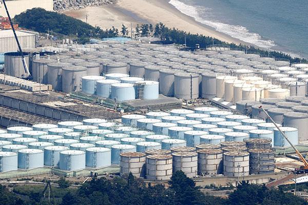 福島原発処理水の海洋放出 韓国も調査団に