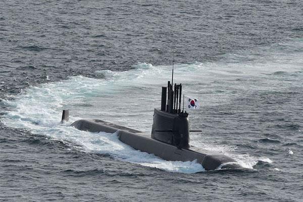 Militer Korsel Berhasil Lakukan Uji Coba Peluncuran SLBM