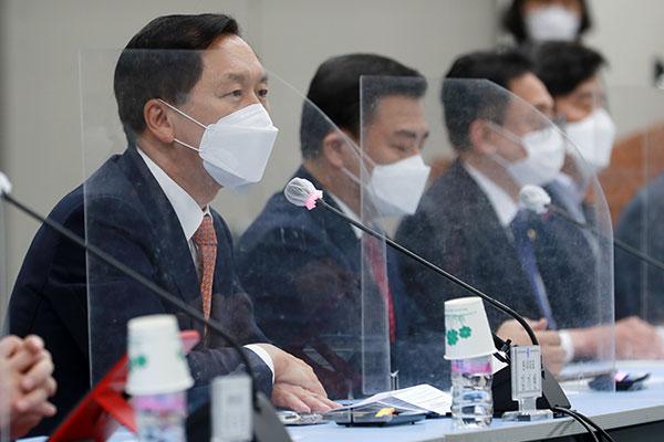 Kim Gi-hyeon: la victoire de tout candidat du Minjoo à la présidence signera la saison 2 de l'administration Moon