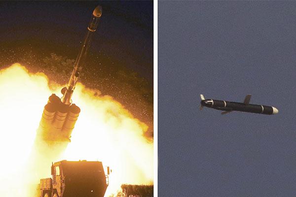 КНДР испытала новые крылатые ракеты большой дальности