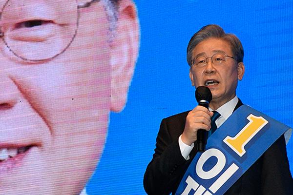 Gyeonggi-Gouverneur gewinnt weitere Vorwahl der regierenden Minjoo-Partei