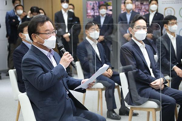 Pemerintah Korsel dan Samsung Ciptakan 30 Ribu Lapangan Kerja Untuk Kalangan Muda