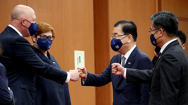 РК и Австралия призвали Северную Корею вернуться к диалогу