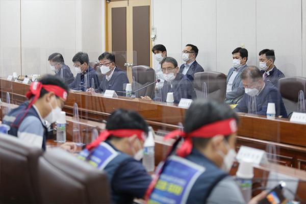 El Sindicato de Metro de Seúl cancela una huelga masiva