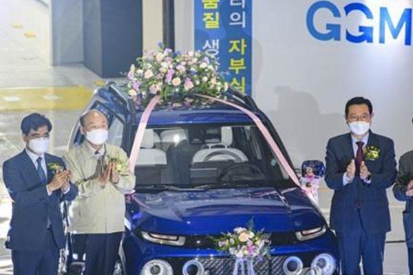 光州全球汽车公司量产轻型SUV