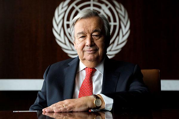 30e anniversaire de l'adhésion des deux Corées à l'ONU : Antonio Guterres adresse un message de félicitations
