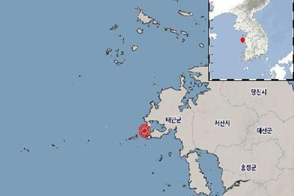 На западе РК произошло землетрясение магнитудой 2,2