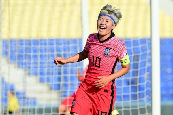 Ji So-yun Becomes Highest Scoring Korean Ever in 12-0 Win Over Mongolia