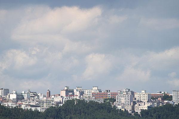 Un début des congés de Chuseok sous le soleil