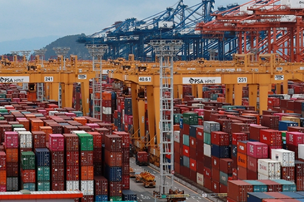 Ekspor Korsel Naik 22,9% di 20 Hari Pertama Bulan September