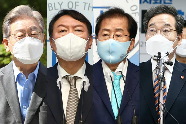 KBS Poll: Gov. Lee Leads Yoon by 9%p as Top Presidential Hopeful
