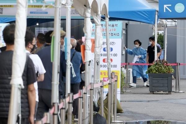 كوريا الجنوبية تسجل 1720 إصابة جديدة بفيروس كورونا