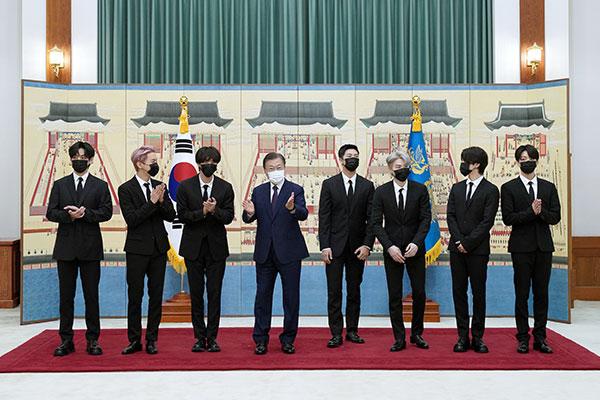 Moon enfatiza cooperación transfronteriza para superar crisis en SDG Moment