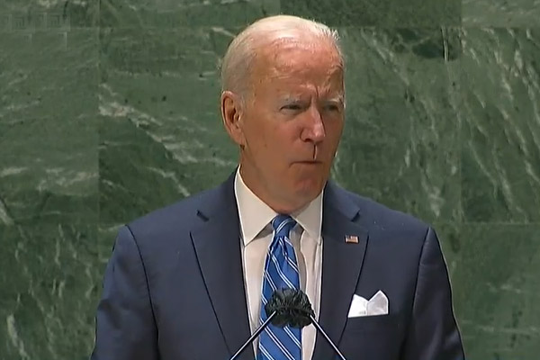 Pres. Biden Reaffirms U.S. Will for Diplomacy with N. Korea