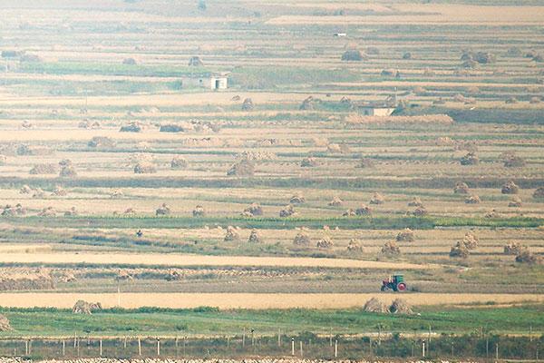 La Corée du Nord passe chuseok dans la discrétion