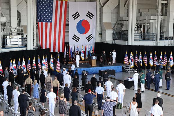 Kerangka Jenazah Tentara Korea Direpatriasi dari Hawaii